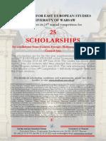 25 Scholarships 2014 Gb