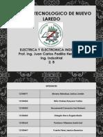 Presentacion de Electrica
