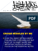 Cruise Missile Technology