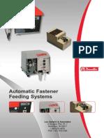 Automatic Fastener Screwfeeder