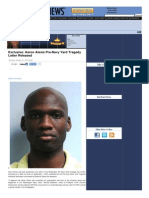Strahlenfolter Stalking - TI - Aaron Alexis Pre-Navy Yard Tragedy Letter Released - Beforeitsnews.com