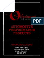 Offenhauser Catalog