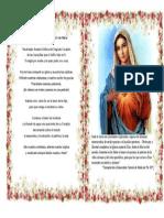 Oración al Inmaculado Corazón de María