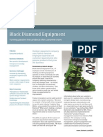 Siemens PLM Black Diamond Equipment Teamcenter Cs Z5