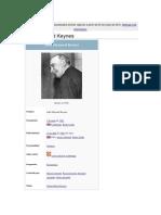 Keynes . Biografia - El Pais
