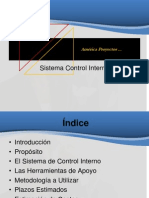 SCI ProyectosAmerica 2021 COSO 2