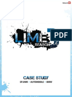 Bmw  lime case study