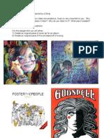 art portfolio-album art