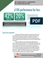 VDI with Dell EqualLogic hybrid arrays