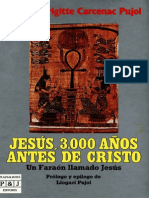 Carcenac, Pujol et col. Jesús 3000 aC