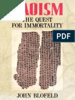 John Blofeld - Taoism - The Quest for Immortality