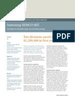 Siemens PLM Samsung Semco Sec Cs Z8