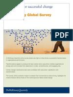 Change Management - Organizing For Successful Change Management - (McKinsey Quarterly) - 2006.pdf