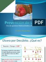 Prevención de Úlceras