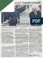 FREMM Marocaine, Transfert Princier