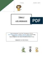 Tema 2 Los Animales