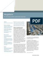 Siemens PLM Megaforce Cs Z3