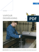 6240 Vapour Degreasing Best Practice