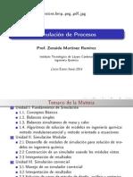 Simulación de procesos