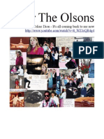 For the Olsons
