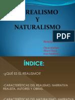 Ppt Realismo y Naturalismo