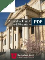 2013 Fall Handbook