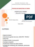 Strategii de Marketing in Turism