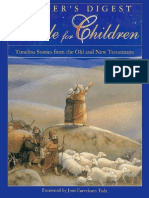 Marie-Helene Delval Reader's Digest Bible for Children- Timeless Stories From the Old and New Testament 1995
