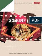 HDFC Annual Report 2010 11