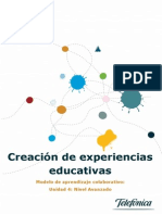 Creacion de Experiencias Educativas