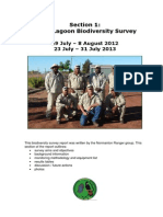 section 1 biodiversity survey pr final
