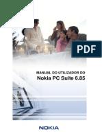 Nokia PC Suite 685 UG Por