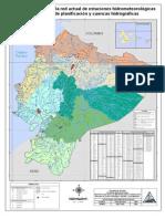 11 Mapa EcuadorEstaciones Meteorologicashidrologicas_divisionregionesycuencas