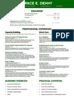 grace denny - resume 4-18-13