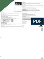 Amoxidal Respirator i o 9607