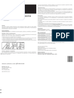 Amoxidal Respirator i o 9672