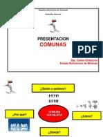 presentacion comunas