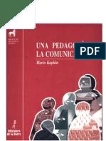 117601520 Una Pedagogia de La Comunicacion Mario Kaplun