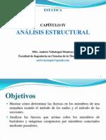 Cap IV Analisis Estructural