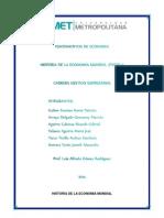 Historia de la Economía Mundial (Parte 1)