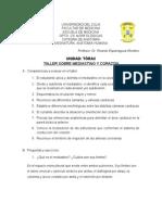 Anatomia I Taller Mediastino y Corazón