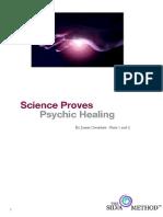 Science Proves Pyschic Healing