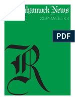 Rappahannock News Media Kit 2014