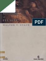 Walter T. Stace - Mistisizm Ve Felsefe