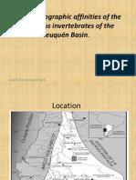 Paleobiogeographic Affinities of the Cretaceous Invertebrates of The