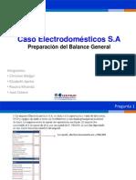 Presentacion Caso Electrodomesticos