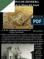 El Templo de Dendera - Dominio de la Diosa del Amor