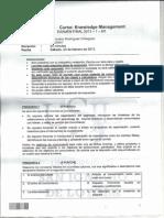 Knowledge Management - Final- 2013 1