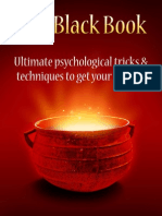 Black Book Mind Control