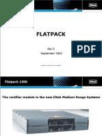 Flatpack Introduction Rev 5 September 2002 Ppt